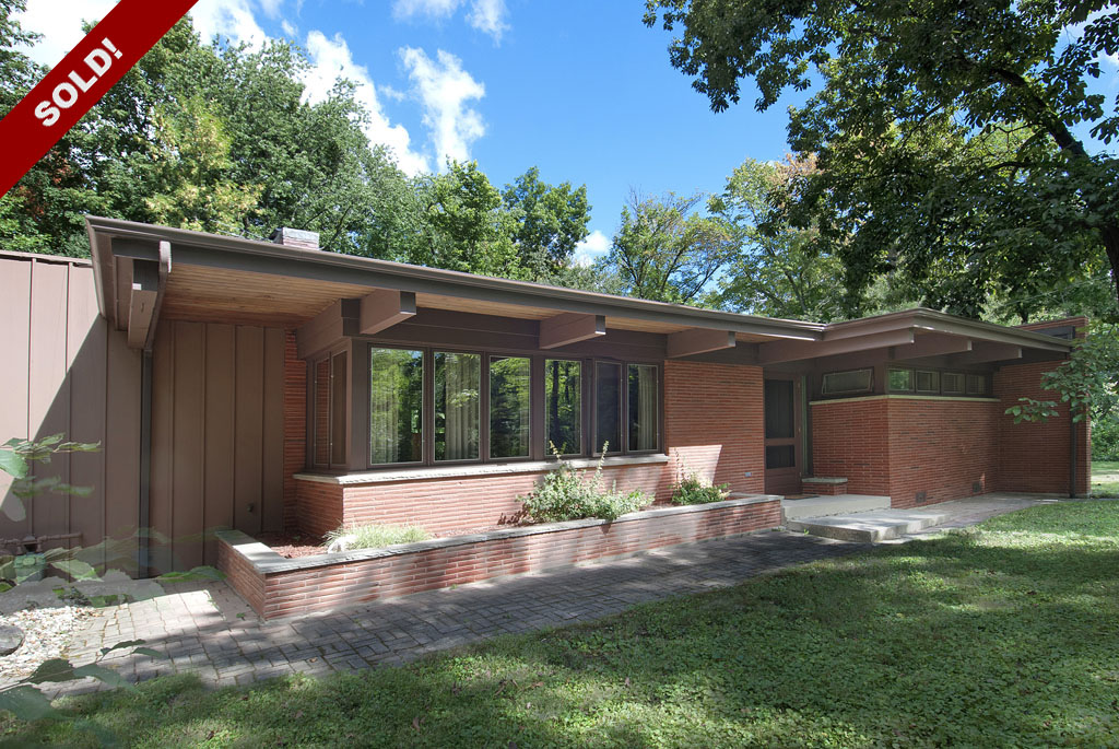 Richard j stromberg mid century modern ranch hits the for Century home builders