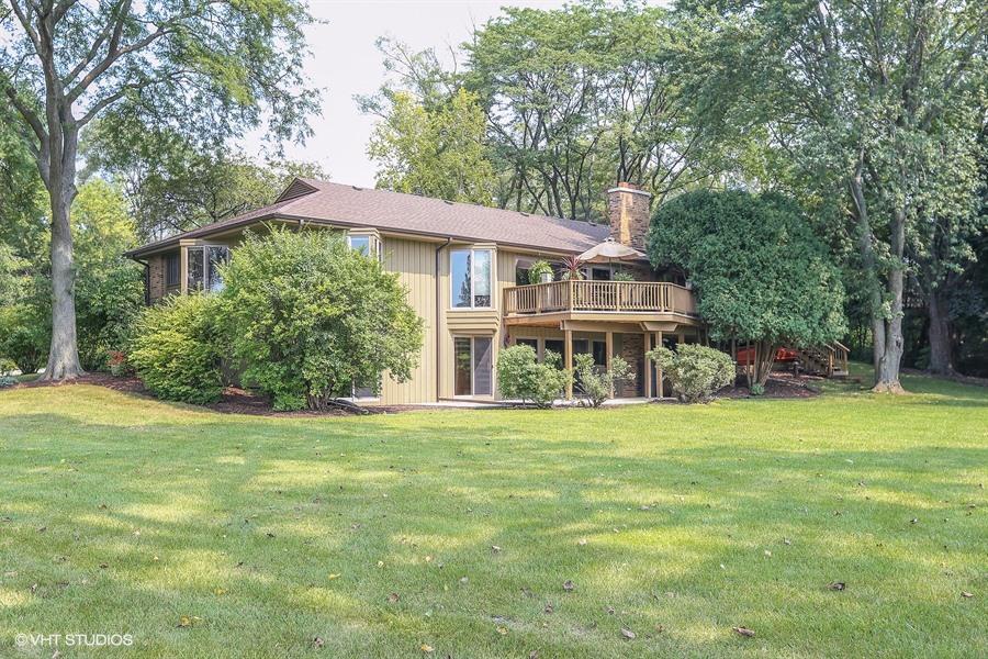 Exterior Back - 205 Frances Lane, Barrington, IL