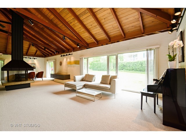 Gone Bertrand Goldberg Designed Ranch In Flossmoor