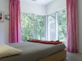 The Master Suite has views out to the South and East