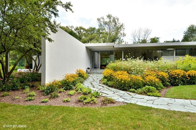 Gone late 90s modern home on 3 acres in highland park for 90s modern house