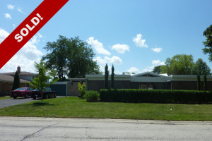 GONE! Outstanding Mid-Century Modern Ranch in Arlington Heights
