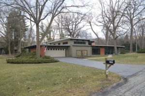 Charming MCM Split Level on a Quiet Street in Palatine!