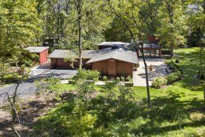 GONE! Cedar & Stone MCM Ranch in Riverwoods