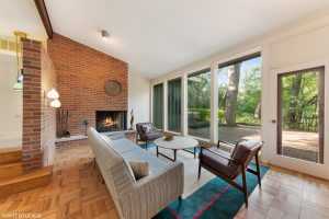 SOLD! Fabulous MCM Entertainer's Delight by Charles Sexton Catlin in North Barrington