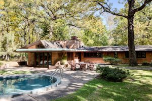 Glenview's Only Frank Lloyd Wright Home Hits the Market