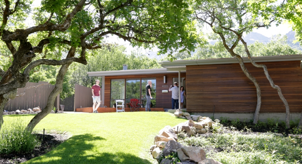 Salt Lake Modern Homes Tour, featuring homes designed by Stephen MacDonald