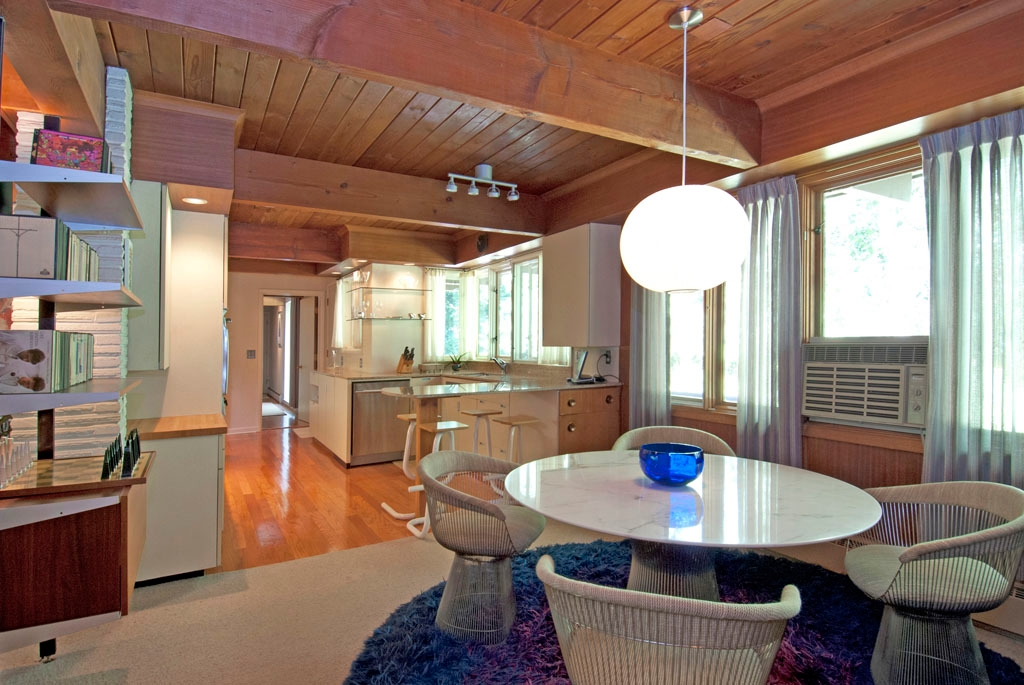 3461 W Mardan Drive, Long Grove - Dining Room & Kitchen