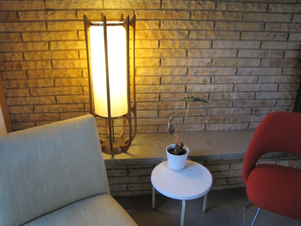 Nice Danish modern lamp
