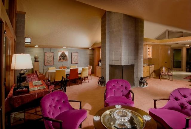 Dennis Stevens - Highland Park - Fireplace