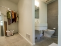 The Master Suite features an open walk-in closet between the bedroom and master bath