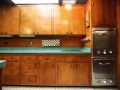 The original Thermodor double-oven with cabinets
