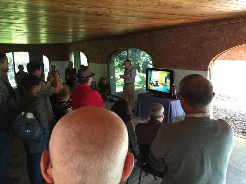 Ronald Petralito - Architectural Designer - CBB Event, September 2015