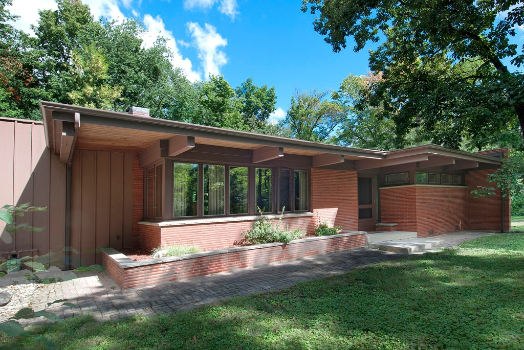 Richard J Stromberg Mid Century Modern Ranch Hits The