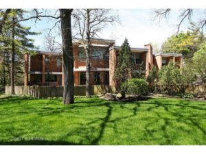 GONE! Spectacular, Spacious Edward Dart MCM Estate on Over an Acre in Glencoe!